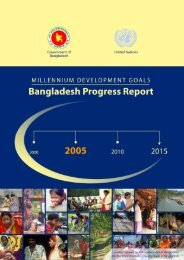 Bangladesh Progress Report - Unesco