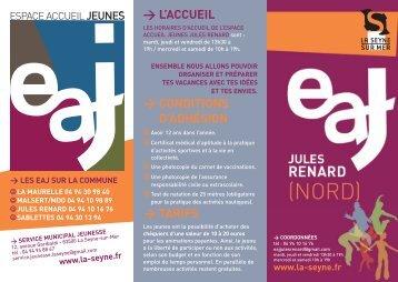 *AEJ jules renard - La Seyne-sur-Mer