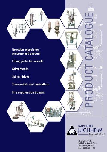 Juchheim-Glass flask holders, fire suppression throughs (3,1 mb)