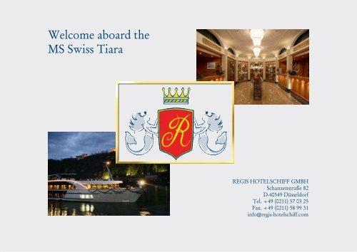 ms swiss tiara