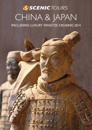 CHINA & JAPAN - Scenic Tours