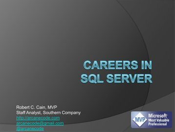 How to have a more successful career in software - WordPress ...