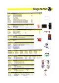 Catalogue de Vente au format pdf cliquez ici. - TREFOULET, location - Page 3