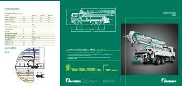arbeitsbereich s 36 x schwing-stetter bewegt beton. weltweit ...