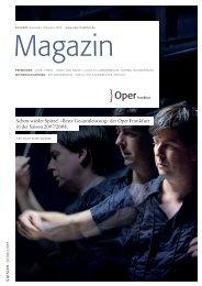 Schon wieder Spitze! »Beste Gesamtleistung« der Oper Frankfurt in ...