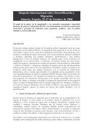 Oswald, paper for Almeria