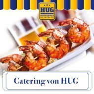 Catering von HUG
