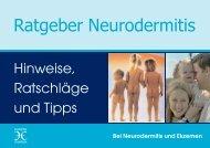 Ratgeber Neurodermitis - Hautsache