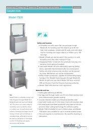 Model 7520.PDF - Wurster