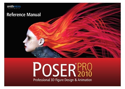Poser Pro Reference Manual pdf - Smith Micro Software, Inc