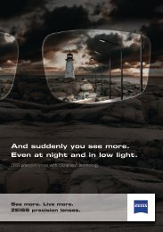 And suddenly you see more. Even at night and in low light. - isoptik