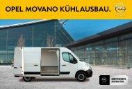 OPEL MOVANO KÜHLAUSBAU. - Wükaro GmbH