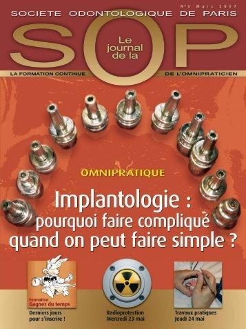 pratique - SOP