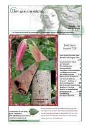 romapraxis.newsletter....... - Eliane Zimmermann