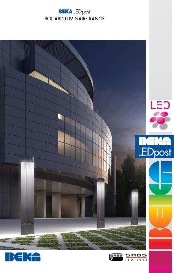 LEDpost - BEKA