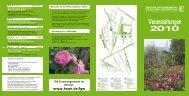 Veranstaltungen 2010 - Kreisverband für Gartenbau & Landespflege ...