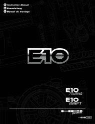 E10 from drift - HPI Racing