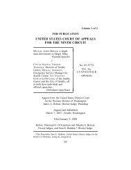 BERGER v. CITY OF SEATTLE - ACLU of Washington
