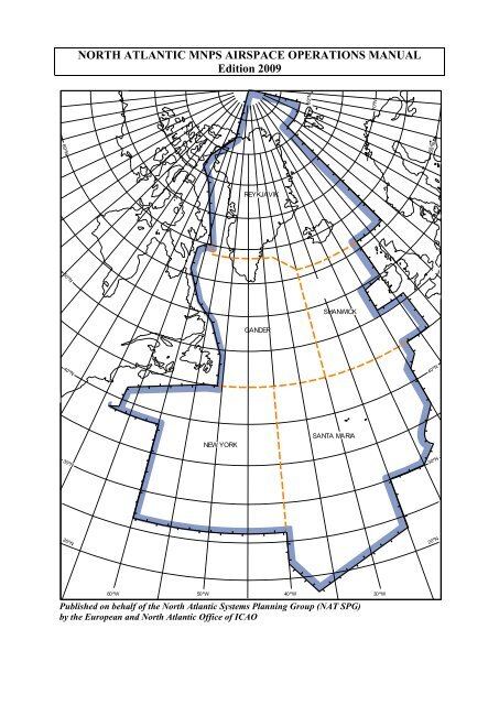 North Atlantic MNPS Airspace Operations Manual - World Air Ops