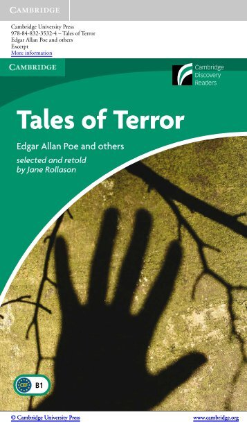 Tales of Terror - Cambridge University Press