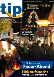 tip Advent / Einkaufsnacht