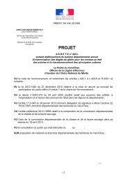 DIRECTION DE - Les services de l'État dans le Val-d'Oise