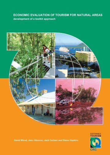 economic evaluation of tourism for natural areas - Sustainable
