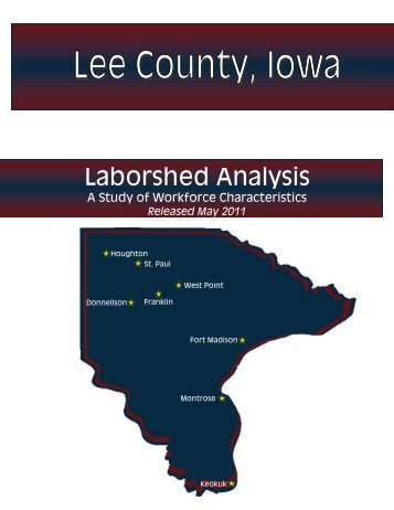 Lee County-Full Laborshed Report