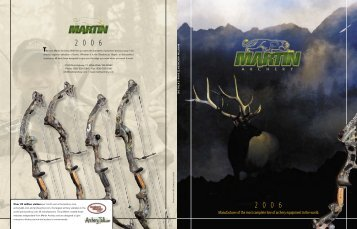Full Catalog - Martin Archery