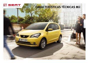 1.0 de 60 CV - 105 g/km CO 2 - Seat.com.gt