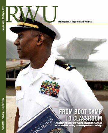 Issue #2 / Spring-Summer 2009 - PDQ @ RWU - Roger Williams ...