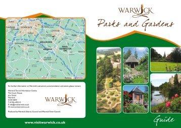 gardens - Warwick