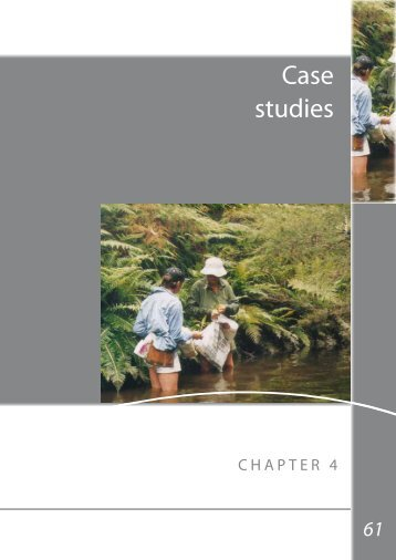 Chapter 4. Case Studies - Weeds Australia
