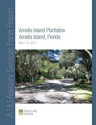 Amelia Island Plantation - Urban Land Institute