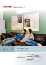 Residential katalog 2013/14 - Toshiba