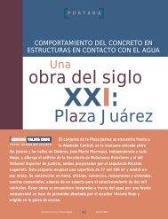 Una obra del siglo XXI: Plaza Juárez - Instituto Mexicano del ...