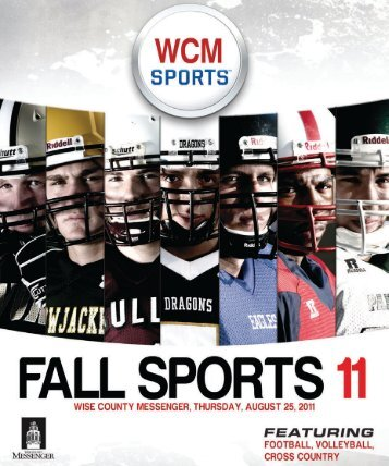 Fall Sports Preview 2011 - Wise County Messenger