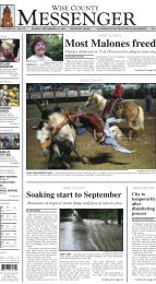 09-12-2010-Sunday - Wise County Messenger
