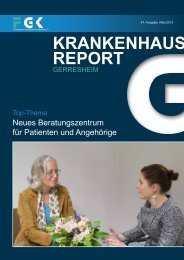 PDF, 1414 KB - Sana Krankenhaus Gerresheim
