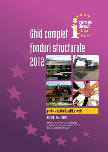 Ghid complet fonduri structurale 2012-APL - Europe Direct Iasi