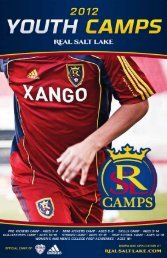 high school camp(hs) - Real Salt Lake