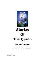 Stories Of The Prophets Ibn Kathir Pdf