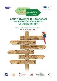 Grup Ortamında Uluslararası Mesleki Yönlendirmede Yöntemler El ...