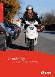 E-mobility - E-on