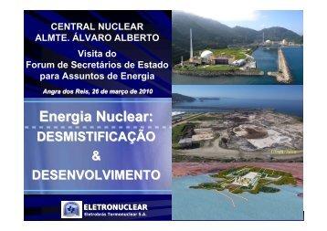 eletronuclear - Fórum Nacional de Energia