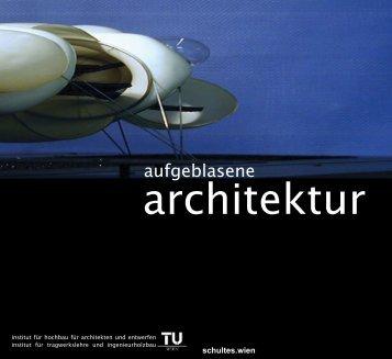 Aufgeblasene Architektur - Formfinder