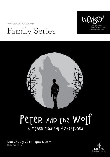 Peter and the Wolf - West Australian Symphony Orchestra