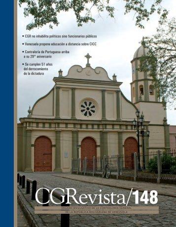 • CGR no inhabilita políticos sino funcionarios públicos • Venezuela ...
