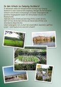 Prospekt 2012 Camping Duinhorst. - Page 2