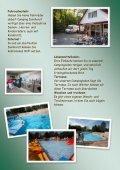 Prospekt 2012 Camping Duinhorst. - Page 6